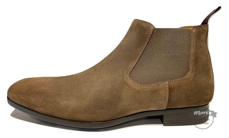 Beige chelsea boot - Magnanni - 22289