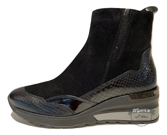 Zwarte Boot - DL Sport - 4869