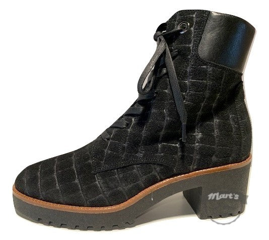 Zwarte VeterBoot - DL Sport - 4917