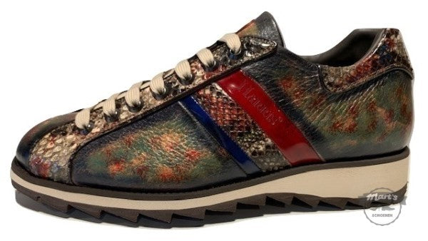 Multicolour Sneaker - Harris- 0888