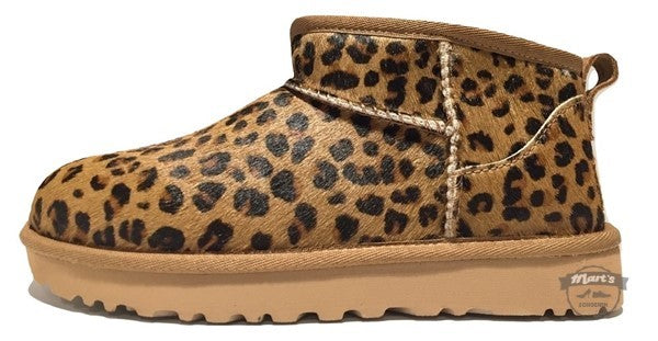 Leopard Boot - UGG - Classic Ultra Mini
