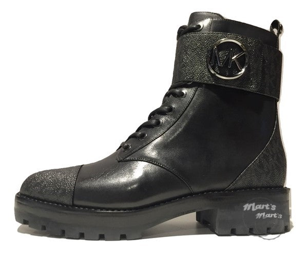 Zwarte Veterboot - Michael Kors - Tatum Ankle Boot