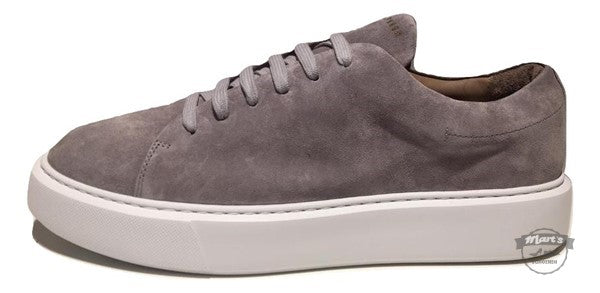 Grijze Sneaker - Copenhagen - CPH407 Light Grey
