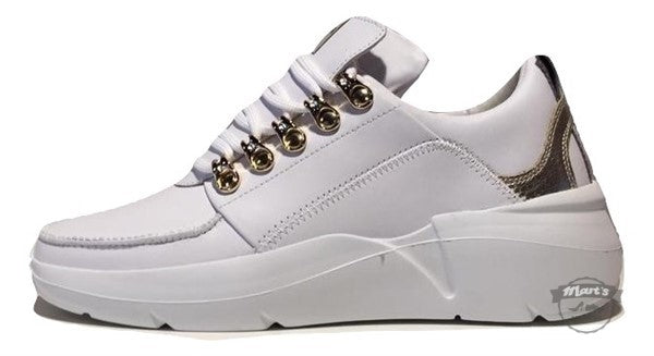 Witte Sneaker - Nubikk- Roque Royal 21047500