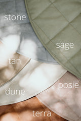 Dune - Quilted Play Mat