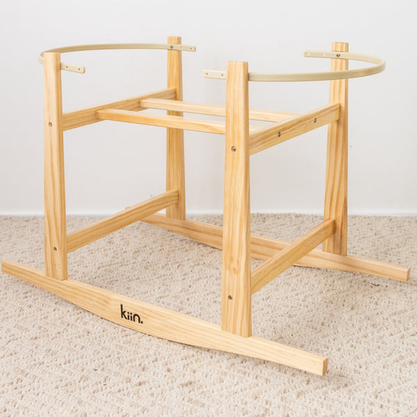Wooden Rocking Stand