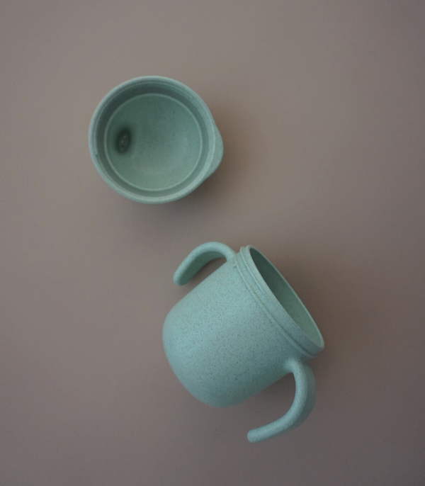 Wheat Sippy Cup- Mint
