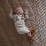 TAN- Quilted Play Mat