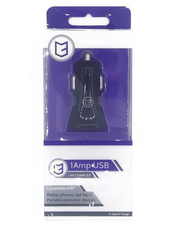 1 AMP USB CAR CHARGER