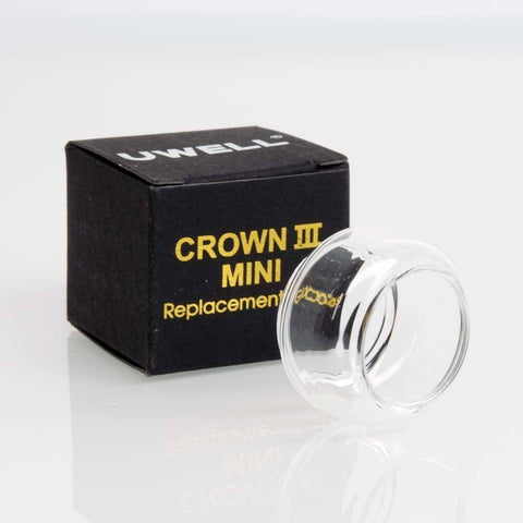 Crown 3 mini glass