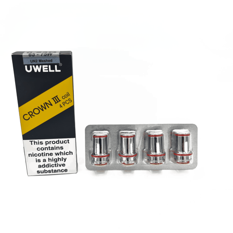 Crown III Mesh Coil 0.23ohm 1PC