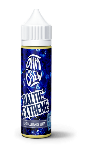 Iced Blueberry Blitz 50ml