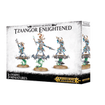 DISCIPLES OF TZEENTCH TZAANGOR ENLIGHTEN