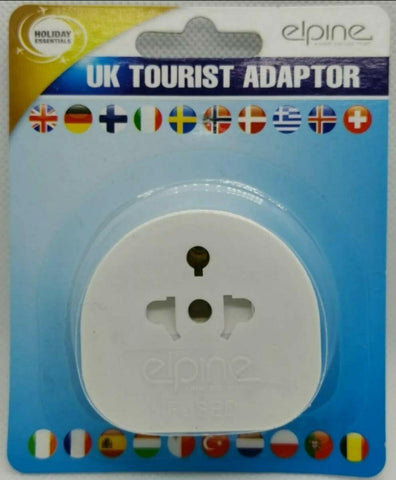 EUROPEAN TRAVEL ADAPTOR