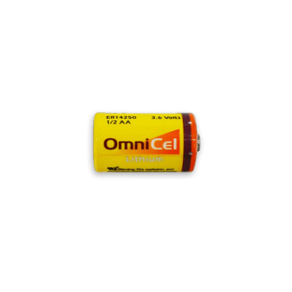 eCheck battery: OmniCel ER14250 - ShopElepho