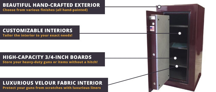 SunWelding Heirloom Product Description Creative - Exterior and Interior Features Overview