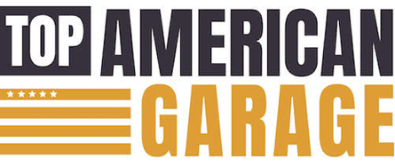 Top American Garage Logo