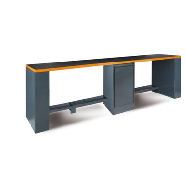 Beta Tools C55B Workbench 4 Meter Table with Central Leg