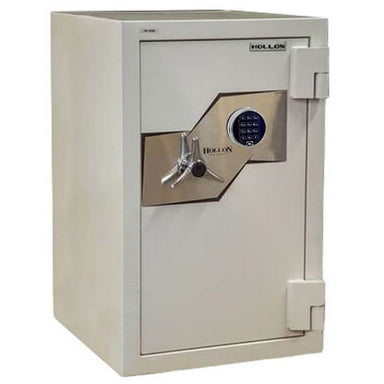 Hollon 845E-JD Jewelry Safe with Doors Closed Showing Electronic Lock