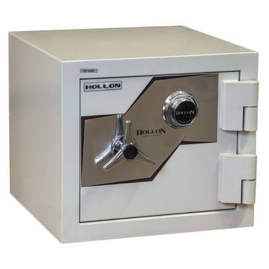 Hollon FB-450C Fire & Burglary Safe with Dial Locks, Door Closed and Viewed From the Front