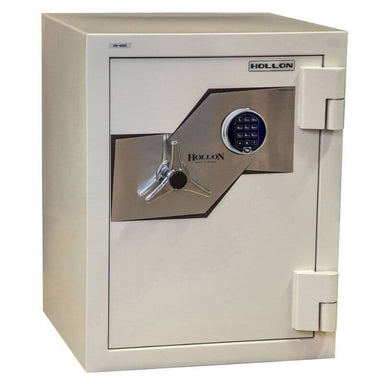 Hollon FB-685E Fire & Burglary Safe with Electronic Locks, Door Closed and Viewed From the Front