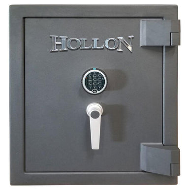 Hollon MJ-1814E TL-30 Rated Safe with Electronic Lock, Door Closed and Viewed Directly from the Front