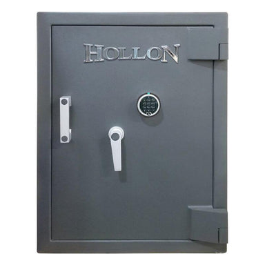 Hollon MJ-2618E TL-30 Rated Safe with Electronic Lock, Door Closed and Viewed Directly from the Front
