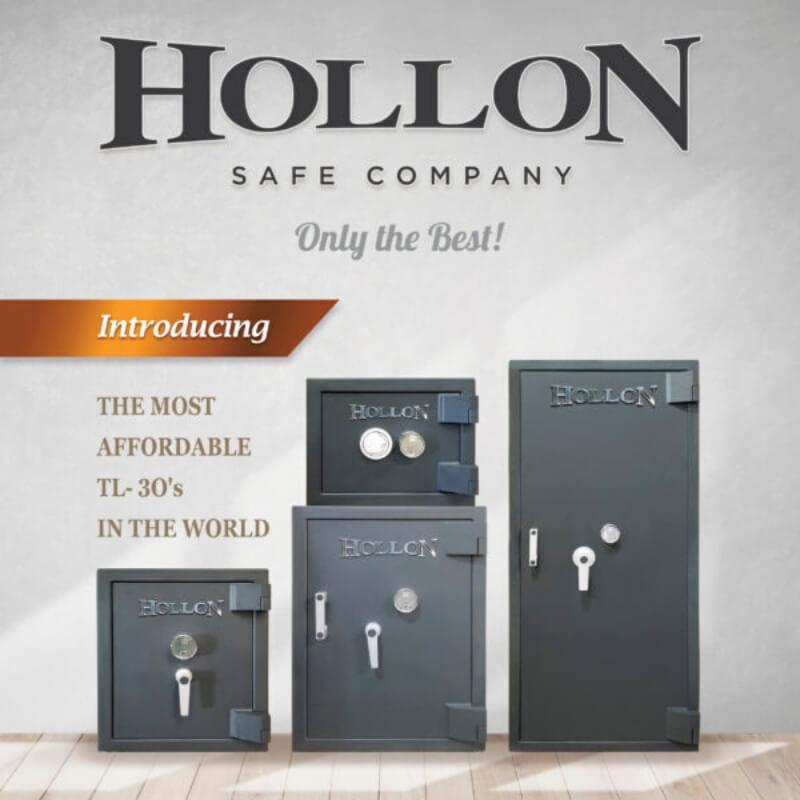 Hollon TL-30 High Security Safe -- The Most Affordable TL-30s in the World