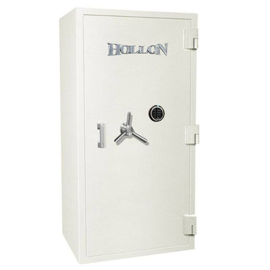 Hollon PM-5024C TL-15 Rated Safe with Dial Lock, Door Closed and Viewed Directly from the Front