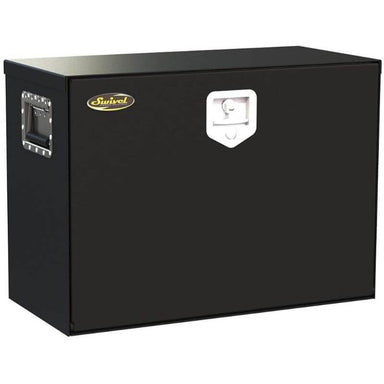 Swivel Storage Solutions PRO 25-Weathertight 5 Drawer Road Box (Truck Toolboxes) Front Left View with Main Door Closed