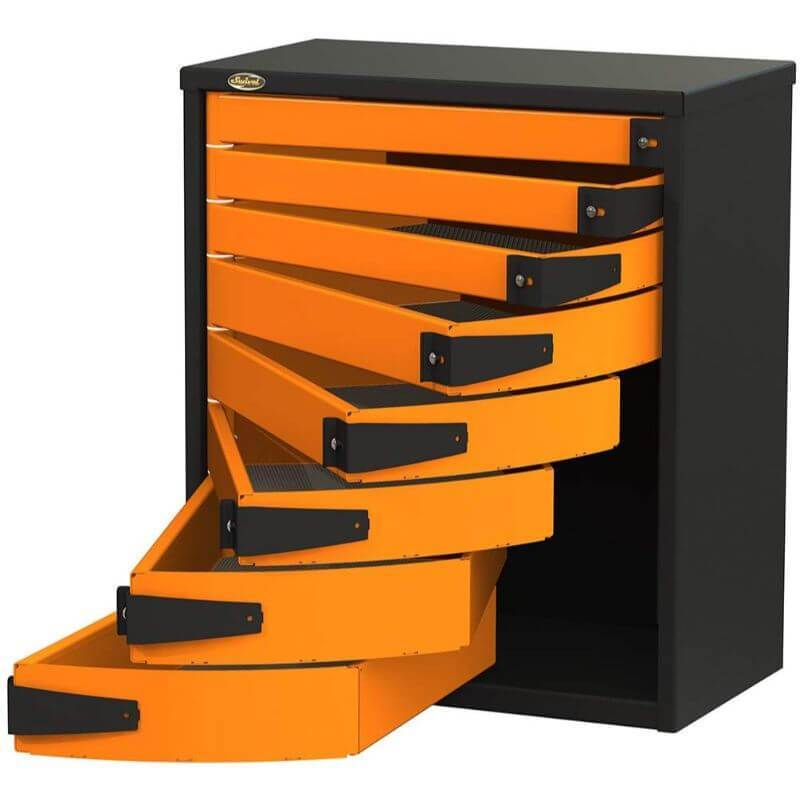 Swivel Storage Solutions PRO 32 (24 in.) 8-Drawer Service Body/Van Tool Box