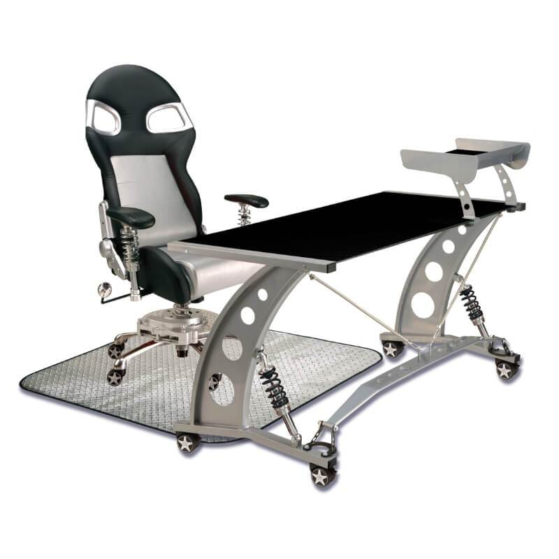 Pitstop Furniture 3 Piece Office Racing Furniture Set