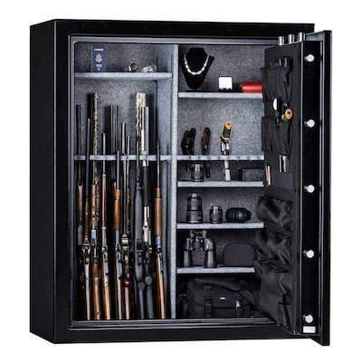 "Rhino Kodiak Gun Safe KB5950EXS | 59""H x 50""W x 27""D 