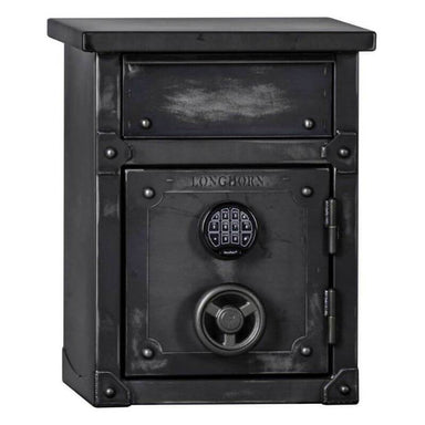 Rhino Longhorn LNS2618 | Security Safe / End Table / Nightstand security safe shown in front view with white background
