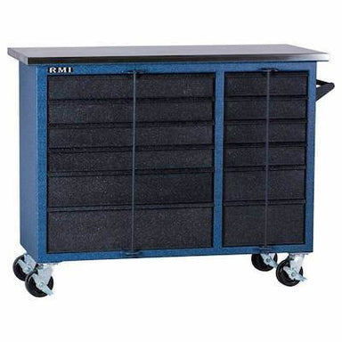 Rhino RMI RTC4355D Tool Chest shown in front view with white background