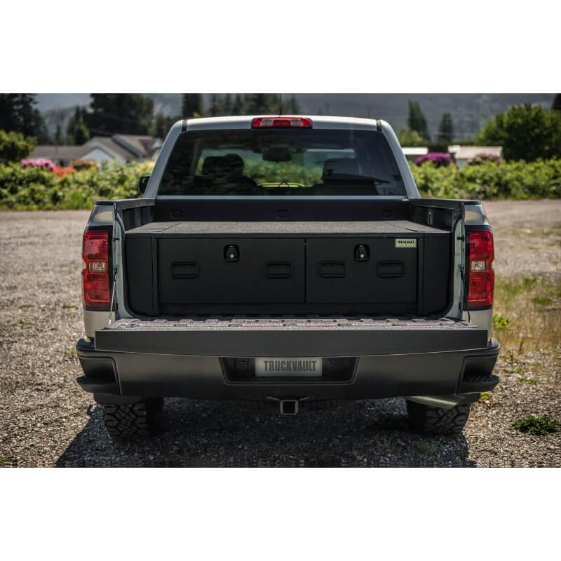 Truckvault for Toyota Tundra Pickup (2 Drawer) - All Weather Version