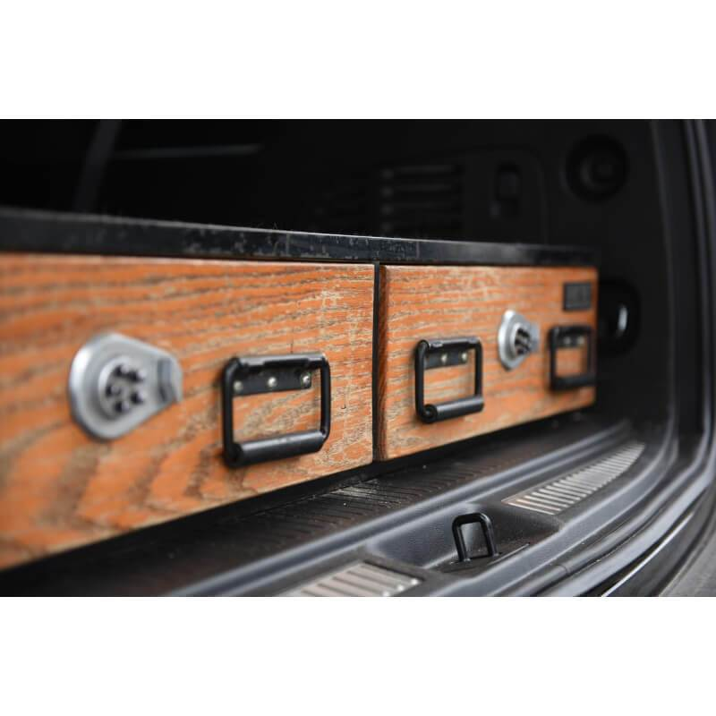 Truckvault for Toyota FJ Cruiser SUV (2 Drawer)