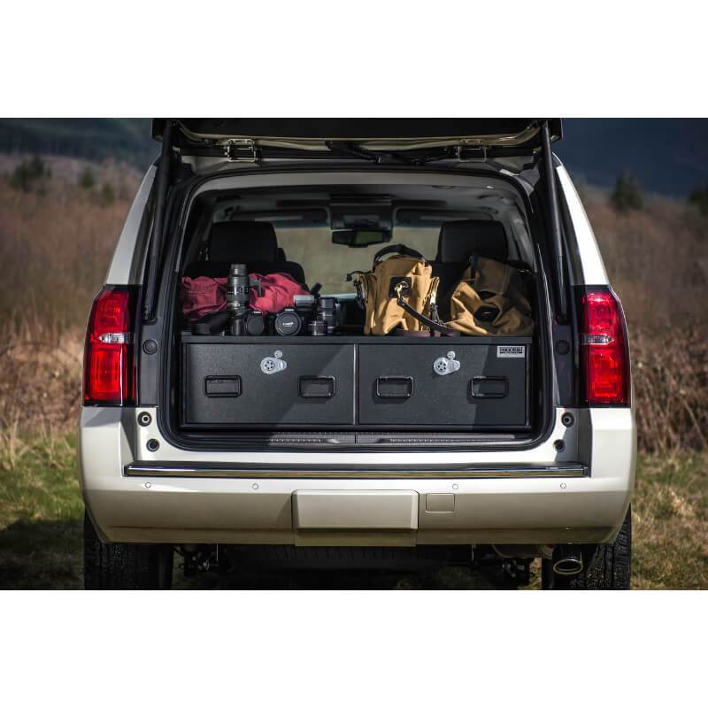 Truckvault for Chevrolet Tahoe SUV (2 Drawer)