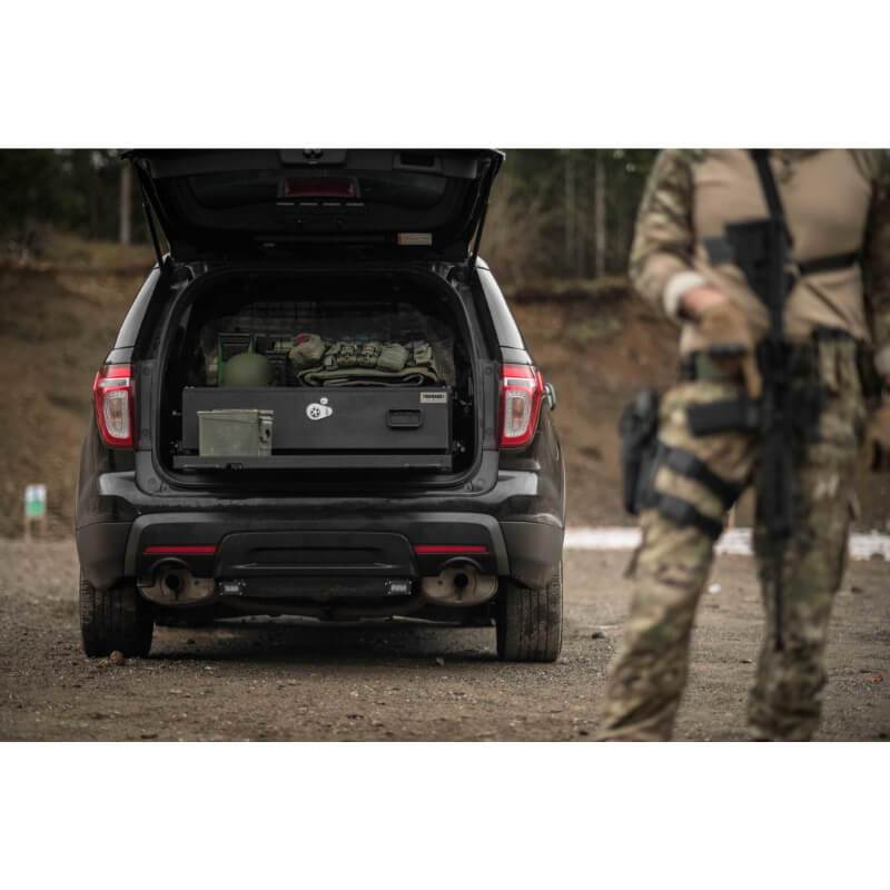 Truckvault for Jeep Wrangler Unlimited SUV (1 Drawer)