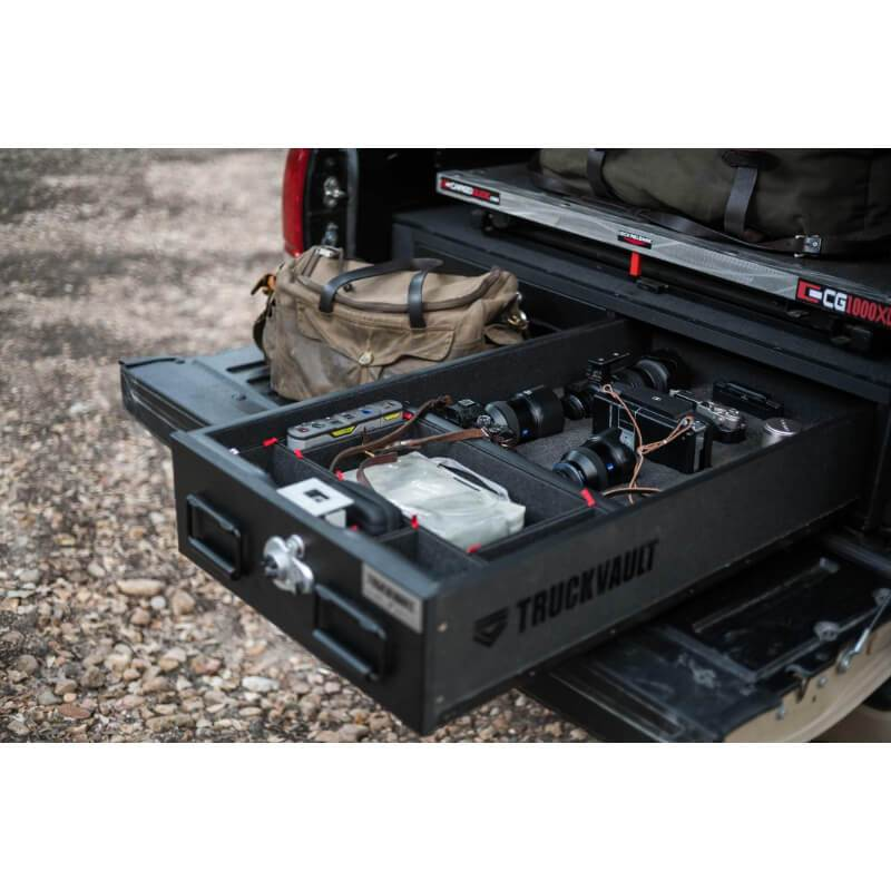 Truckvault for Ford F-150 Pickup (2 Drawers)