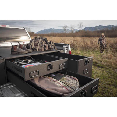 Truckvault for Chevrolet Silverado Pickup (3 Drawer - Field Ranger)