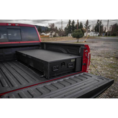 Truckvault for Nissan Titan Pickup (Half Width) - All Weather Version