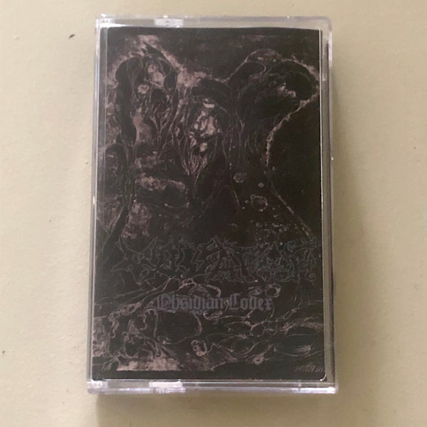 "Vassafor ""Obsidian Codex"" tape"