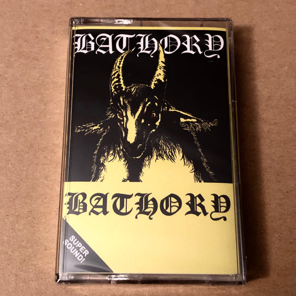 "Bathory ""Bathory"" tape"