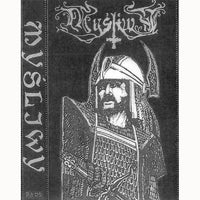 "Myśliwy ‎""Among The Ruins"" tape"
