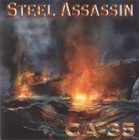 "Steel Assassin ""CA-35"" 7"""