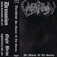 "Varathron ""His Majesty at the Swamp"" tape"