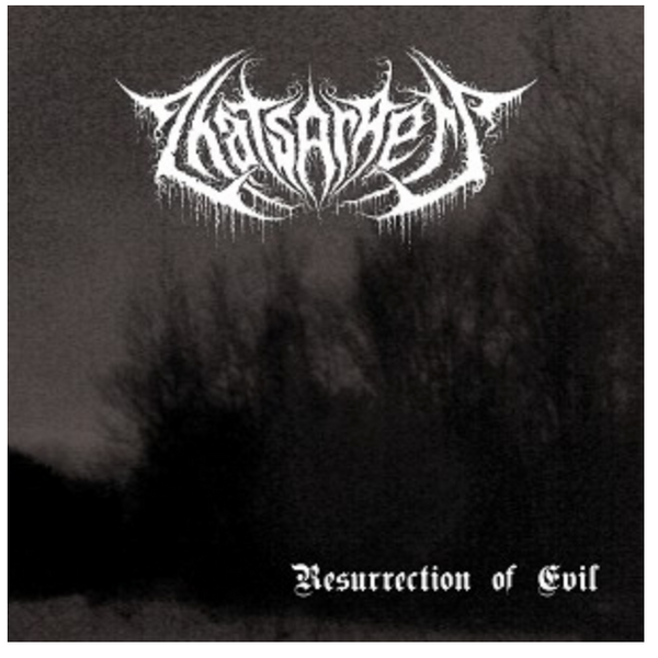 "Zhatsaraeth ""Resurrection of Evil"" CD"