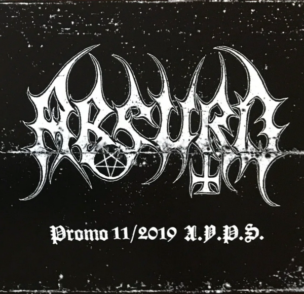 "Absurd ""Promo 11/2019 A.Y.P.S."" CD"