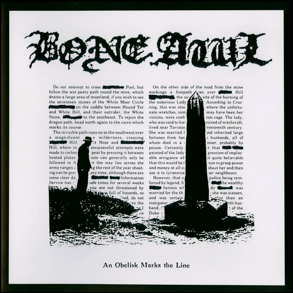 "Bone Awl ""An Obelisk Marks The Line"" LP"